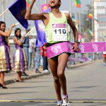 Mesenet Geremew and Abebech Afework take surprise Great Ethiopian Run 10km victories
