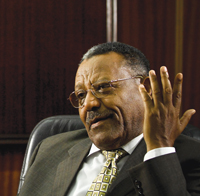 Former Ethiopian Airlines CEO Girma Wake to Advise Rwandan Government