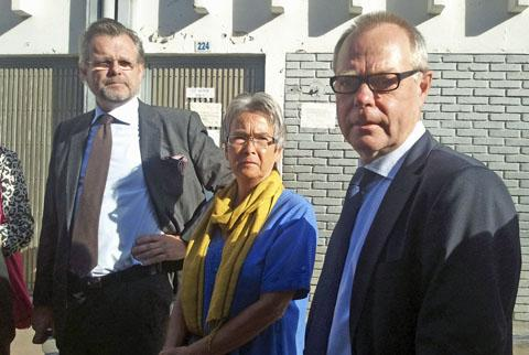 Swedish Journalists Jailed in Ethiopia to Seek Pardon, No file to appeal