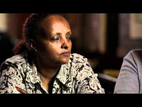 Mesob Ethiopian Restaurant Owners Receive 2011 Faces of Diversity Award