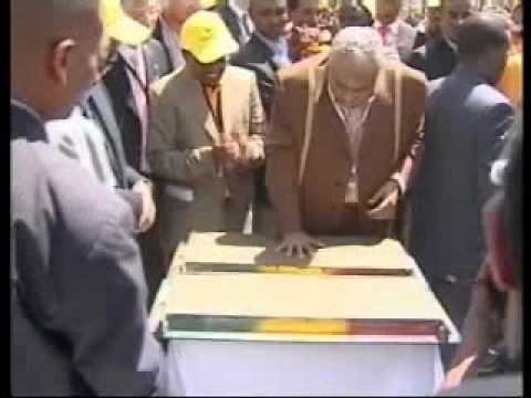 Ethiopia's Biggest Cement Factory Inaugurated