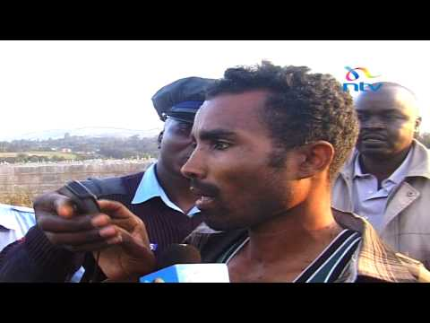 Kenyan Police grapple with influx of poor Ethiopians