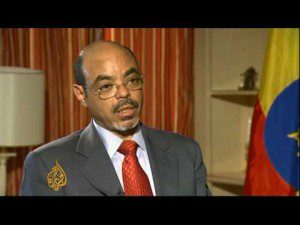 Meles Zenawi Interview With Al Jazeera ( VIDEO )