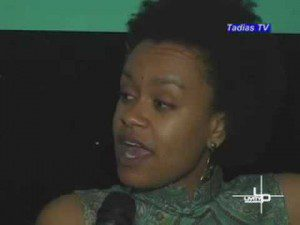Meklit Hadero Interview with Tadias TV ( VIDEO )