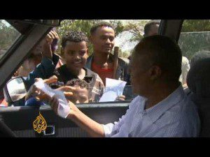 Ethiopia is Voting. Opposition complained intimidation ( VIDEO )