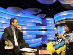 YeHager Lij with Artist Almetsehai Wedajo Part 1 of 2 May 2012 ESAT Ethiopia