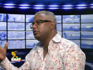 Ye Ehud Weg Tamage Beyene back from South Africa :ESAT Ethiopia
