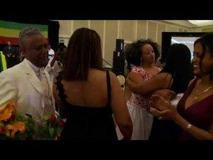Tamagne Beyene Honored by Ethiopians (VIDEO)