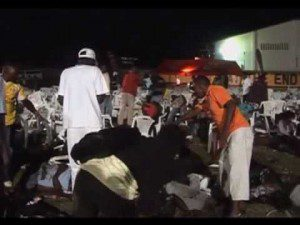 VIDEO updates of the bombing of Uganda. Al-Shabab 'hallmarks' in Uganda blasts that killed 64 people