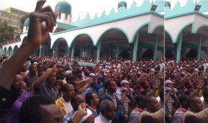 Ethiopian Government, Muslims Clash about Ideology