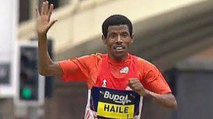 Haile Gebrselassie takes another strong 10k victory for the 5th time in Manchester