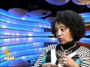 ESAT with Artist Almetsehai Wedajo June 2012 Part 2 Ethiopia