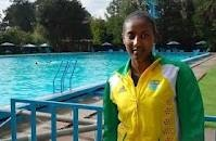 Ethiopian first olympics swimmer eyes personal best in London