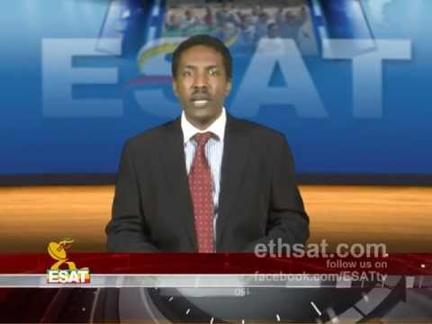 ESAT News in Amharic 31 July 2012 Ethiopia