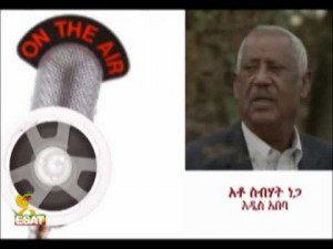 ESAT Interview with Ato Sibehat Nega on Meles Zenawi Health 14 August 2012 Ethiopia