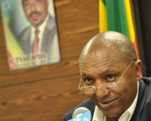 Bereket Simon : Meles Zenawi is 'getting better' told to BBC