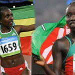 London Olympics-Athletics-Battle of distance queens highlights day one