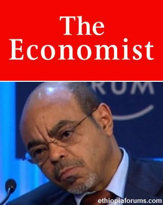 Meles zenawi_the economist