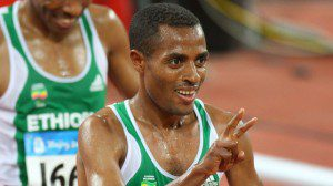 Kenenisa Bekele shooting for another long-distance double in London