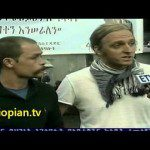 Ethiopia Frees two Swedish journalists, Johan Persson and Martin Schibbye