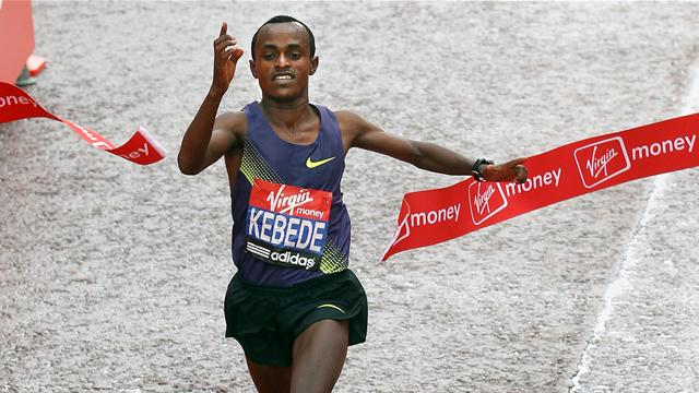 Tsegaye Kebede won chicago 2012 marathon
