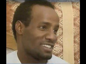 Interview with Saladin Seid Ethiopia's Football Star