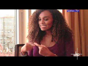 Interview with Ethiopian Model & Social Activist Gelila Bekele