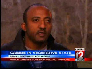 Kidnapped Ethiopian Cab Driver Likely Never to Recover