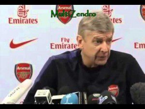 Arsenal Coach Arsene Wenger Talks about Ethiopian Soccer Team