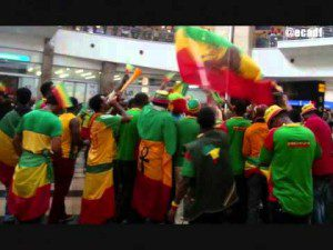 Interview with Adane Girma and Salhadin Said: Ethiopian Strikers