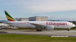 Ethiopian Airlines Grounded Boeing 787 Dreamliner Planes