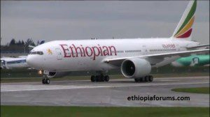 Ethiopian Airlines Resume Flight with Boeing 787 Dreamliner
