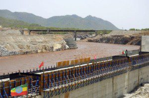 Egyptians up in arms as Ethiopia builds giant hydro dam on Nile River : Minister rules out war