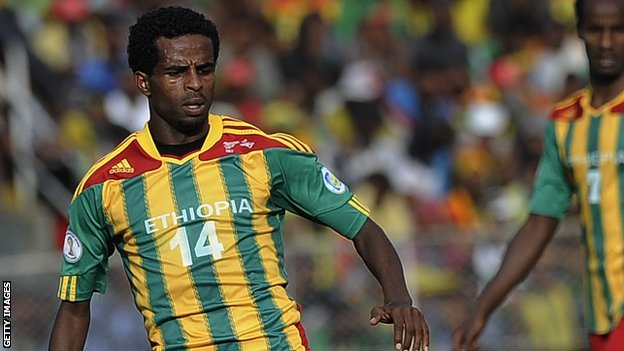 Ethiopian team football