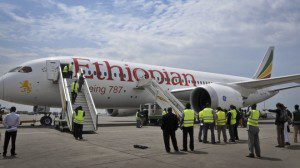 Fire on Ethiopian Airlines Boeing 787 Dreamliner shuts London's Heathrow