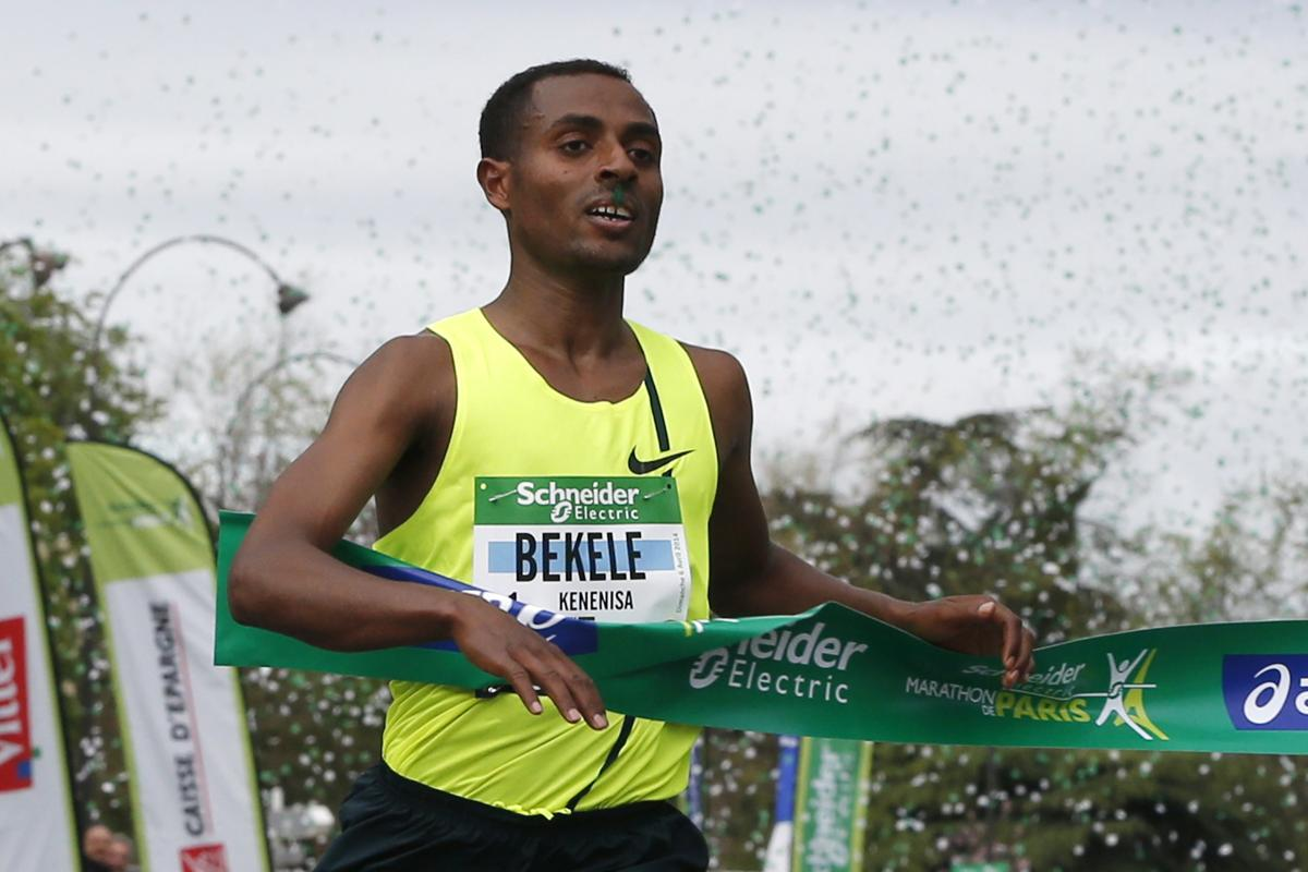 Paris Marathon –  Kenenisa Bekele Broke the Record!
