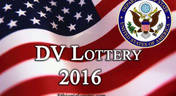 2016 DV Lottery Registrations Starts October 1st 2014