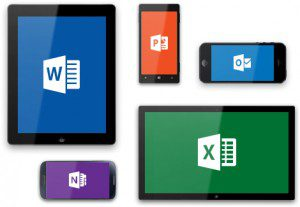 Microsoft Word, Excel and Powerpoint Mobile Apps Now Free