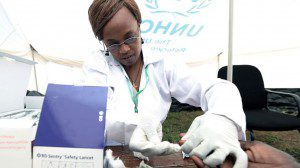 Ethiopia Tests Thousands for HIV in Record Attempt