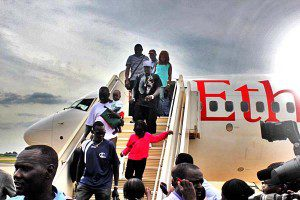 Ethiopian Airlines and South Sudan to Establish New Airline
