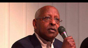 Leenco Lata, Ethiopian Oromo Rebel Group Founder, Returns to Ethiopia