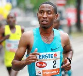 Reigning champion Feleke aims to break his course record in Vienna