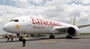 Ethiopian Airlines forced to land twice at Mumbai airport due to low fuel & engine trouble