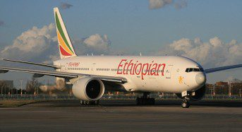 Ethiopian Airlines plane forced to divert to Mumbai airport twice on same day