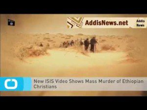 Islamic State shoots and beheads 30 Ethiopian Christians in Libya: video