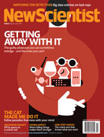 Issue 3023 of New Scientist magazine