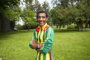 Student's journey leads him from Ethiopia to West Branch – Iowa City Press Citizen