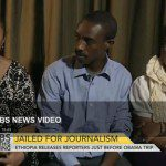 Watch: CBS News Interview With Reeyot Alemu, Zelalem Kibret and Edom Kassaye