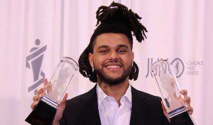 Abel Tesfaye a.k.a The Weeknd Becomes 1st Artist to Ever Simultaneously Hold Top 3 Slots on Billboard's R&B Chart