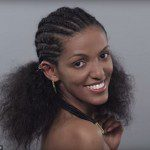 How beauty trends in Ethiopia have changed over the last 100 years in video